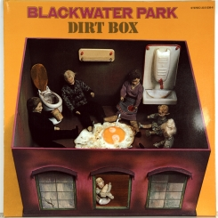 52. BLACKWATER PARK-DIRT BOX-1971-ПЕРВЫЙ ПРЕСС GERMANY-BASF-NMINT/NMINT