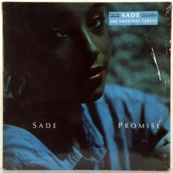 129. SADE-PROMISE-1985-FIRST PRESS HOLLAND-EPIC-NMINT/NMINT