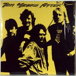 27. TEN YEARS AFTER-ABOUT TIME-1989-ПЕРВЫЙ ПРЕСС GERMANY-CHRYSALIS-NMINT/NMINT
