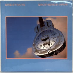 153. DIRE STRAITS-BROTHERS IN ARMS1985-ПЕРВЫЙ ПРЕСС UK-VERTIGO-NMINT/NMINT