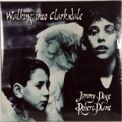 62. PAGE JIMMY & PLANT ROBERT-WALKING INTO CLARSDALE-1998-ПЕРВЫЙ ПРЕСС USA-ATLANTIC-NMINT/NMINT