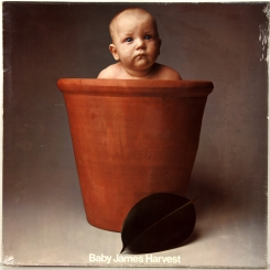 39. BARCLAY JAMES HARVEST-BABY JAMES HARVEST-1972-ПЕРВЫЙ ПРЕСС UK-HARVEST-NMINT/NMINT