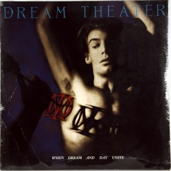 101. DREAM THEATER-WHEN DREAM AND DAY UNITE-1989-первый пресс germany-mca-nmint/nmint