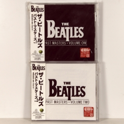 90. BEATLES-PAST MASTER- VOLUME ONE AND TWO-1988-CD-JAPAN-EMI
