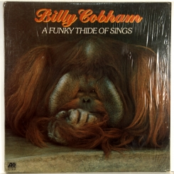 261. COBHAM, BILLY-A FUNKY THIDE OF SINGS-1975-ПЕРВЫЙ ПРЕСС USA-ATLANTIC-NMINT/NMINT