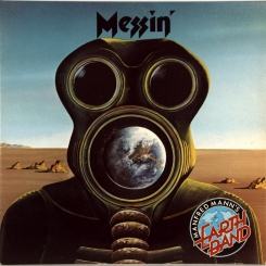 71. MANFRED MANN'S EARTH BAND-MESSIN-1973-ПЕРВЫЙ ПРЕСС UK-VERTIGO-NMINT/NMINT