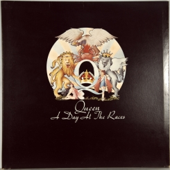 118. QUEEN-A DAY AT THE RACES-1975-ПЕРВЫЙ ПРЕСС UK-EMI-NMINT/NMINT