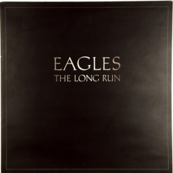 45. EAGLES-LONG RUN-1979-ПЕРВЫЙ ПРЕСС UK-ASYLUM-NMINT/NMINT