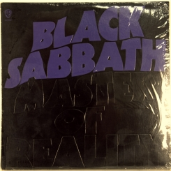 79. BLACK SABBATH-MASTER OF REALITY-1971-ПЕРВЫЙ ПРЕСС USA-WARNER BROS-NMINT/NMINT