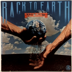 42. RARE EARTH-BACK TO EARTH-1975-FIRST PRESS USA-RARE EARTH-NMINT/NMINT