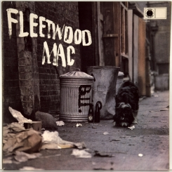 4. FLEETWOOD MAC-FLEETWOOD MAC-1968-ПЕРВЫЙ ПРЕСС UK-BLUE HORIZON-NMINT/NMINT