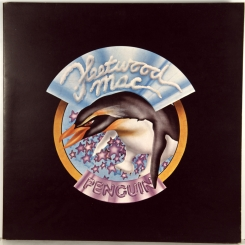 37. FLEETWOOD MAC-PENGUIN-1973-ПЕРВЫЙ ПРЕСС UK-REPRISE-NMINT/NMINT