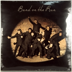 51. WINGS-BAND ON THE RUN-1973-ПЕРВЫЙ ПРЕСС UK-APPLE-NMINT/NMINT