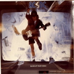 105. AC/DC-BLOW UP YOUR VIDEO-1988-ПЕРВЫЙ ПРЕСС UK/EU-GERMANY-ATLANTIC-NMINT/NMINT