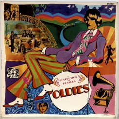 21. BEATLES-A COLLECTION OF BEATLES OLDIES (MONO)-1966-FIRST PRESS UK-PARLOPHONE-NMINT/NMINT