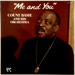 COUNT BASIE AND HIS ORCH.-ME AND YUO-1983- TEST PRESSING GERMANY-PABLO-NMINT/NMINT