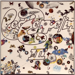 86. LED ZEPPELIN-III-1970-ОРИГИНАЛЬНЫЙ ПРЕСС 1976 UK-ATLANTIC-NMINT/NMINT