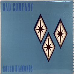 35. BAD COMPANY-ROUGH DIAMONDS-1982-ПЕРВЫЙ ПРЕСС USA-SWAN SONG-NMINT/NMINT