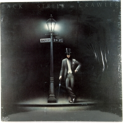 34. BACK STREET CRAWLER-2ND STREET-1976-ПЕРВЫЙ ПРЕСС UK-ATLANTIC-NMINT/NMINT