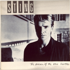 54. STING-DREAM OF THE BLUE TURTLES-1985-ПЕРВЫЙ ПРЕСС UK-A&M-NMINT/NMINT
