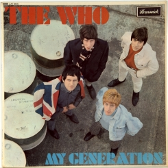 30. WHO-MY GENERATION-1965-FIRST PRESS UK-BRUNSWICK-NMINT/NMINT