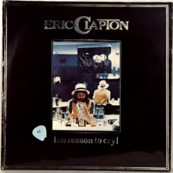 19. CLAPTON, ERIC-NO REASON TO CRY-1976-ОРИГИНАЛЬНЫЙ ПРЕСС 1983 UK-RSO-NMINT/NMINT