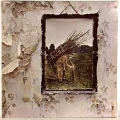 60. LED ZEPPELIN-IV-1971-ОРИГИНАЛЬНЫЙ ПРЕСС 1976 UK-ATLANTIC-NMINT/NMINT