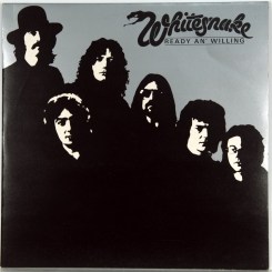 113. WHITESNAKE-READY AN` WILLING-1980-ПЕРВЫЙ ПРЕСС UK-NMINT/NMINT