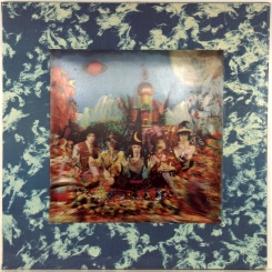 40. ROLLING STONES-THEIR SATANIC MAJESTIES REQUEST (STEREO)-1967-FIRST PRESS(EXPORT) UK-LONDON-NMINT/NMINT