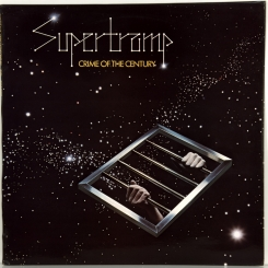 49. SUPERTRAMP-CRIME OF THE CENTURY-1974-ПЕРВЫЙ ПРЕСС UK-A&M-NMINT/NMINT