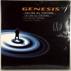 69. GENESIS- ...CALLING ALL STATIONS...-1997-ПЕРВЫЙ ПРЕСС UK-VIRGIN-NMINT/NMINT
