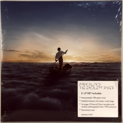 59. PINK FLOYD-THE ENDLESS RIVER-2014-FIRST PRESS UK/EU-PARLOPHONE-NMINT/NMINT