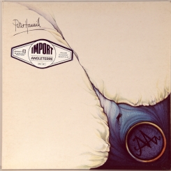 47. HAMMILL, PETER-THE SILENT CORNER AND THE EMPTY STAGE-1974- ORIGINAL PRESS 1975 UK-CHARISMA-NMINT/NMINT