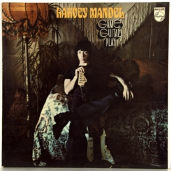 9. HARVEY MANDEL-GAMES GUITARS PLAY-1969-ПЕРВЫЙ ПРЕСС UK-PHILIPS-NMINT/NMINT