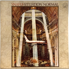 23. SNAFU-SITUATION NORMAL-1974-FIRST PRESS UK-WWA-NMINT/NMINT