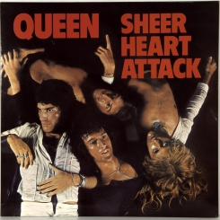 58. QUEEN-SHEER HEART ATTACK-1974-ПЕРВЫЙ ПРЕСС UK-EMI-NMINT/NMINT