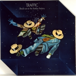 24. TRAFFIC-SHOOT OUT AT THE FANTASY FACTORY-1973-ПЕРВЫЙ ПРЕСС UK-ISLAND-NMINT/NMINT