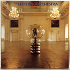 62. ELECTRIC LIGHT ORCHESTRA - SAME-1971-Первый пресс UK-HARVEST-NMINT/NMINT