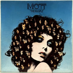 15. MOTT THE HOOPLE-THE HOOPLE-1974-ПЕРВЫЙ ПРЕСС UK-CBS-NMINT/NMINT