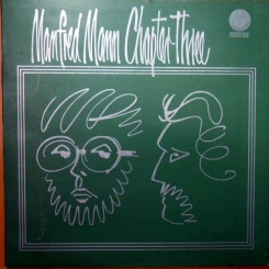 42. MANFRED MANN CHAPTER THREE-VOLUME TWO-1970-ПЕРВЫЙ ПРЕСС UK-VERTIGO-NMINT/NMINT