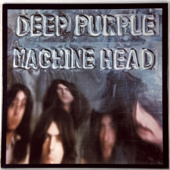 100. DEEP PURPLE-MACHINE HEAD-1972-первый пресс uk-purple rec.-nmint/nmint