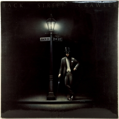 33. BACK STREET CRAWLER-2ND STREET-1976-ПЕРВЫЙ ПРЕСС UK-ATLANTIC-NMINT/NMINT