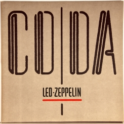 56. LED ZEPPELIN-CODA-1982-ПЕРВЫЙ ПРЕСС UK-SWAN SONG-NMINT/NMINT