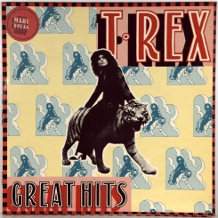 14. T.REX-GREATEST HITS-1972-ПЕРВЫЙ ПРЕСС UK-EMI-NMINT/NMINT