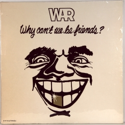 22. WAR- WHY CAN'T WE BE FRIENDS?-1975-ПЕРВЫЙ ПРЕСС USA-UNITED ARTISTS-NMINT/NMINT