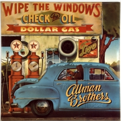 25. ALLMAN BROTHERS BAND-WIPE THE WINDOWS, CHECK THE OIL, DOLLAR GAS-1976-ПЕРВЫЙ ПРЕСС UK-CAPRICORN-NMINT/NMINT