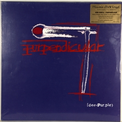 107. DEEP-PURPLE PURPENDICULAR-1996-ПЕРВЫЙ ПРЕСС 2011-UK/EU-MUSIC ON VINYL-NMINT/NMINT
