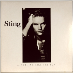 238. STING-NOTHING LIKE THE SUN-1987-ПЕРВЫЙ ПРЕСС GERMANY-A&M-NMINT/NMINT