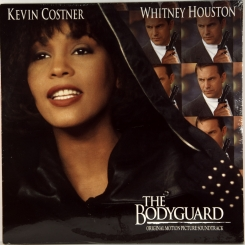 120. VARIOUS ‎– THE BODYGUARD (WHITNEY HOUSTON / ORIGINAL SOUNDTRACK ALBUM)-1992-FIRST PRESS EU/ITALY-ARISTA-NMINT/NMINT