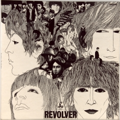 17. BEATLES-REVOLVER (MONO)-1966-FIRST PRESS (STANDART) UK-PARLOPHONE-NMINT/NMINT